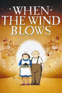 Película cuando el viento sopla animación 1986 drama nuclear ancianos ante la guerra USA URSS bomba atómica atomic bomb thermonuclear war