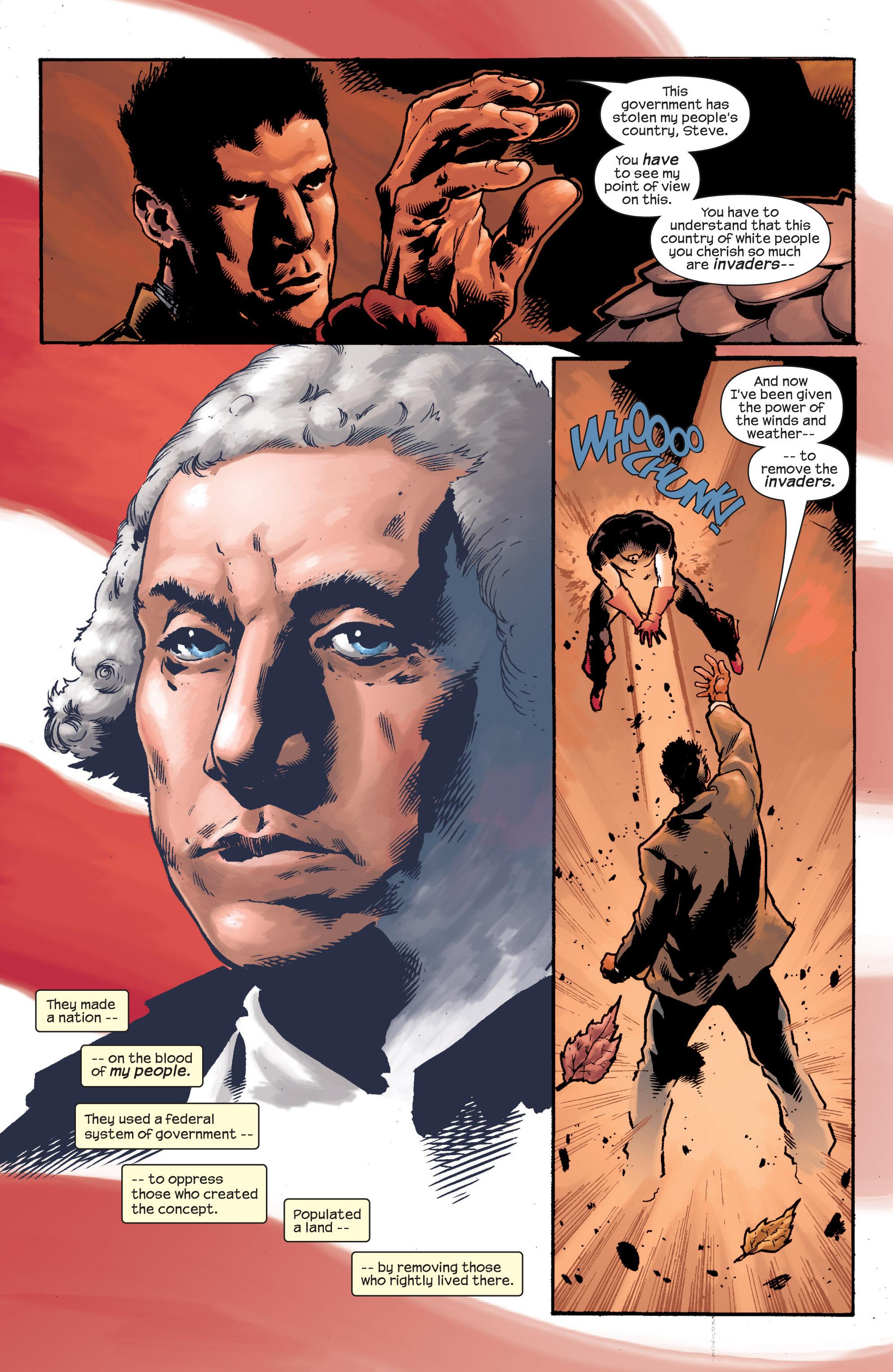 Captain America (2002) Issue #9 #10 - English 9