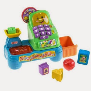 Amazon: Buy Toy Fisher-Price Magic Scan Market at Rs.1015