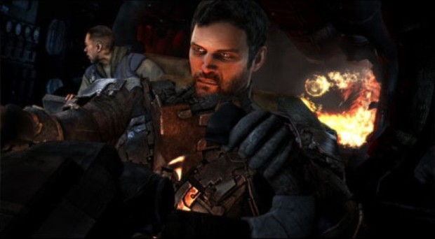 Dead Space 3 Image Leaks john carver