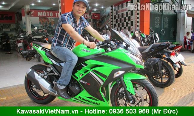 Kawasaki chính hãng sắp có mặt tại Việt Nam