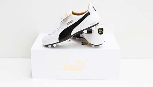 FOOTBALL BOOTS, PUMA, KING, LOTHAR MATTHÄUS