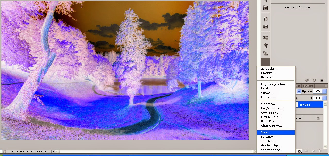 Infra Red Effect - http://kios-tutorial.blogspot.com/