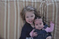 Hannah and Bailey