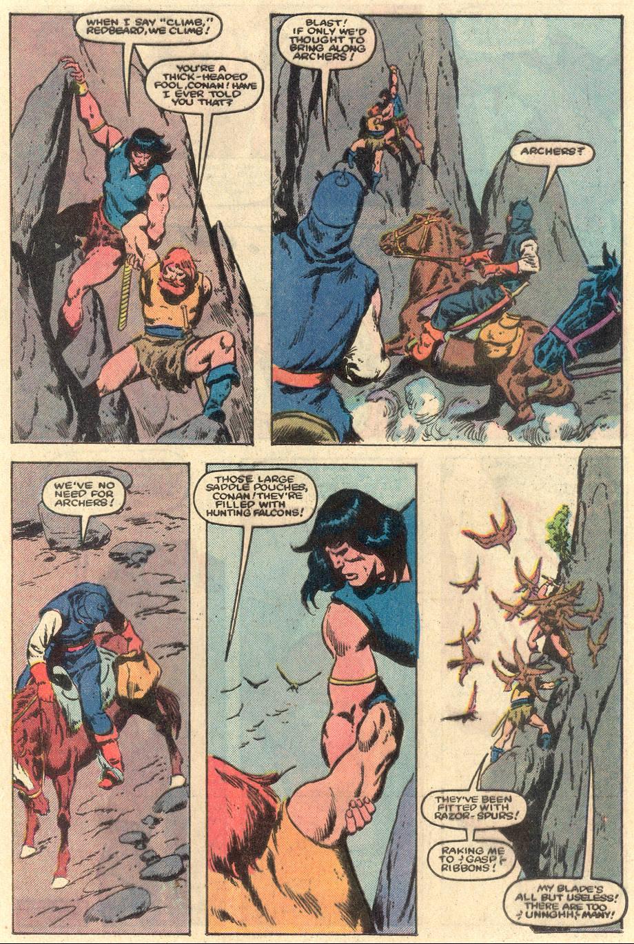 Conan the Barbarian (1970) Issue #162 #174 - English 16
