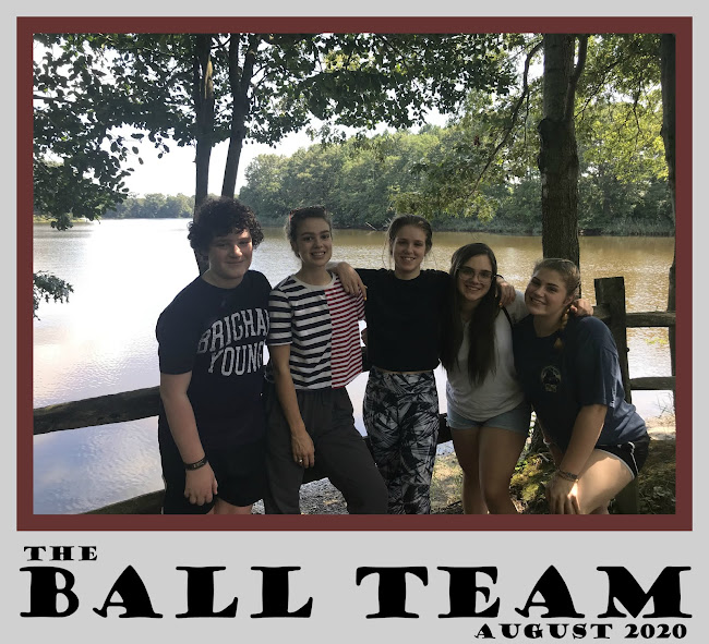 The Ball Team