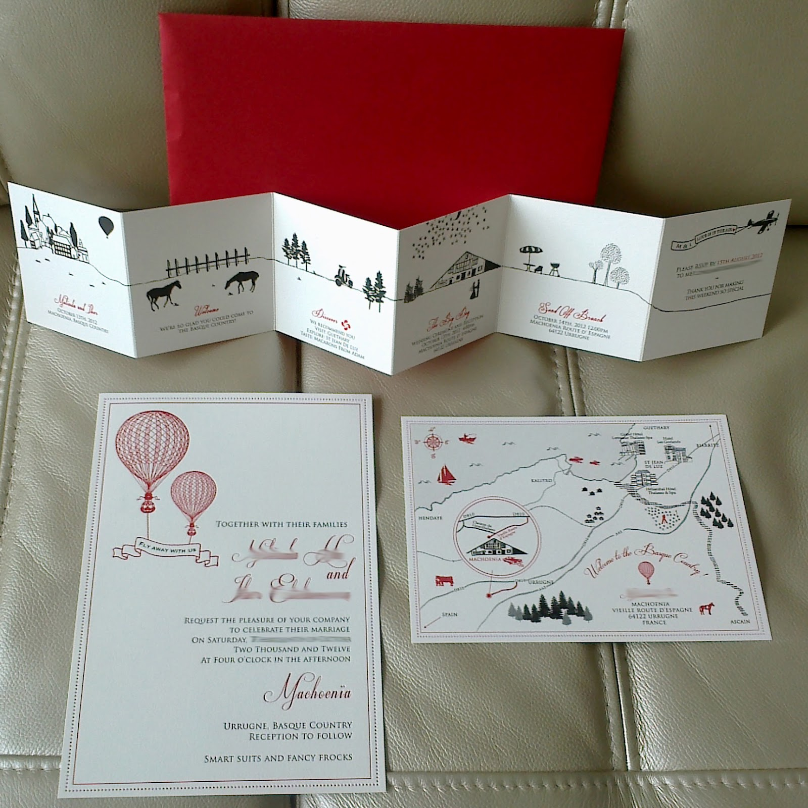 Kalo Make Art Bespoke Wedding Invitation Designs: July 2012