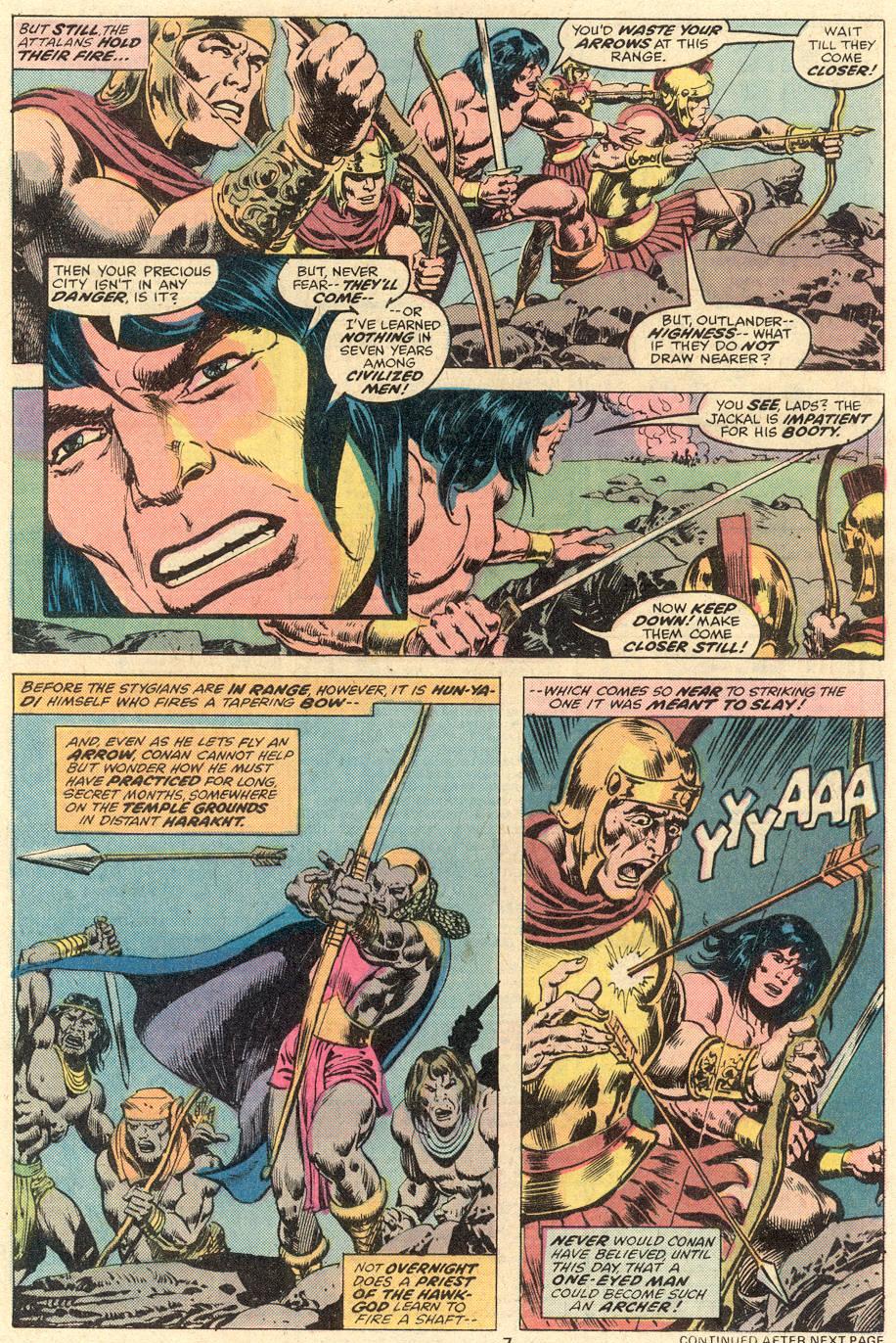 Conan the Barbarian (1970) Issue #81 #93 - English 6