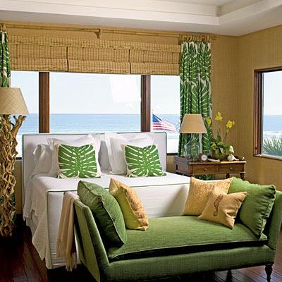 การแต่งบ้านสไตล์ต่างๆ: แต่งบ้านให้ดูดีด้วยสไตล์ Tropical chic 2 -1