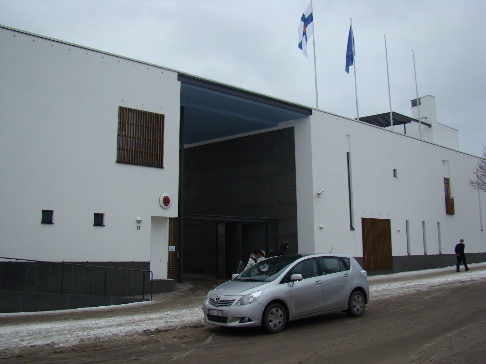 finska ambassaden