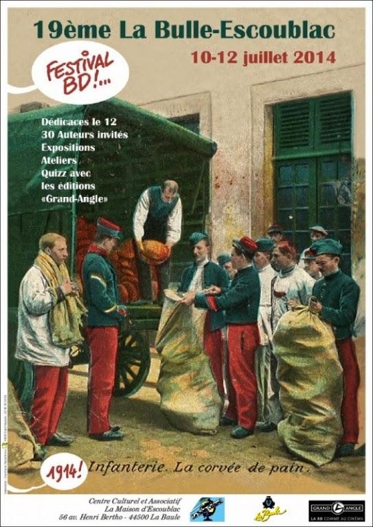 Festival de la BD et du dessin La Bulle Escoublac : + d'infos