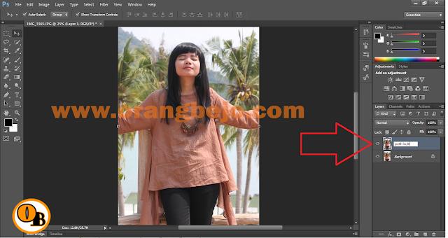 Tutorial photoshop bahasa indonesia cara memutihkan kulit terbaru
