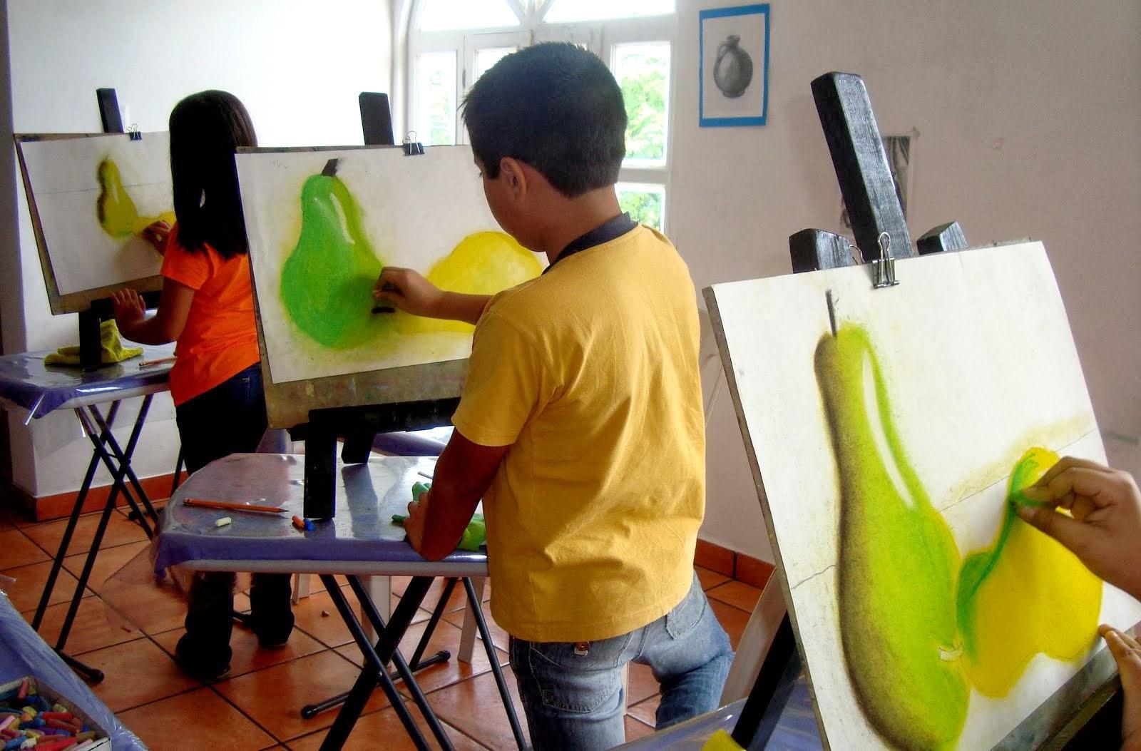 Creando artistas clases de dibujo y pintura en veracruz - Donde estudiar pintura ...