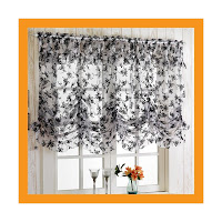 Balloon Curtains For Kitchen4