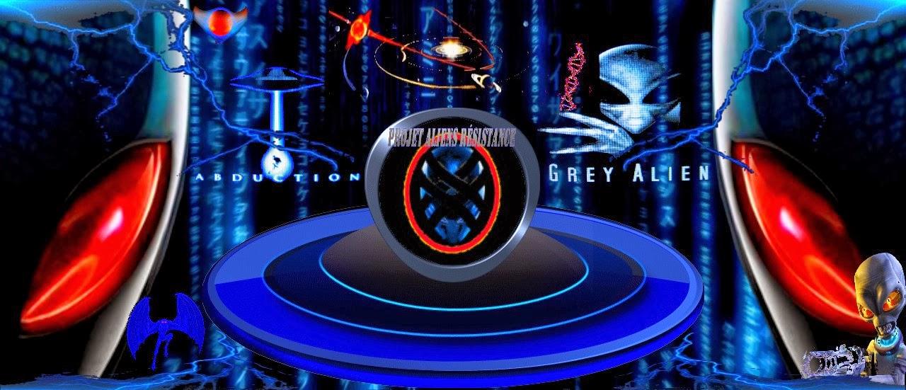 PLAN DU Site Projet Aliens Résistance