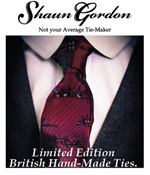 Shaun Gordon Tie-Maker
