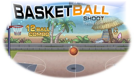 Basketball Shoot Game