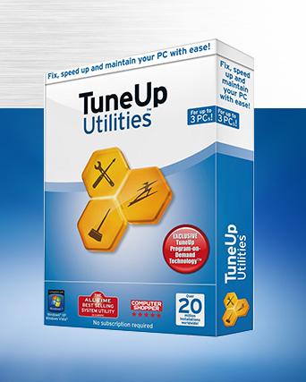 B TuneUp Utilities 2014/b za darmo z kluczem na 6 miesięcy.