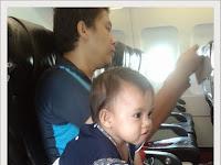 Tips Bawa Bayi Naik Kapal Terbang