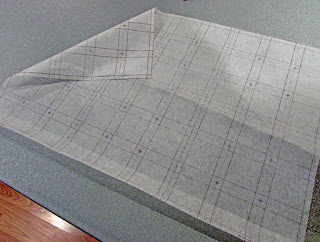 Little Scrap Grid Interfacing