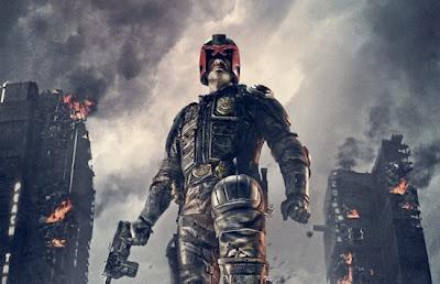 Poster de la película Dredd