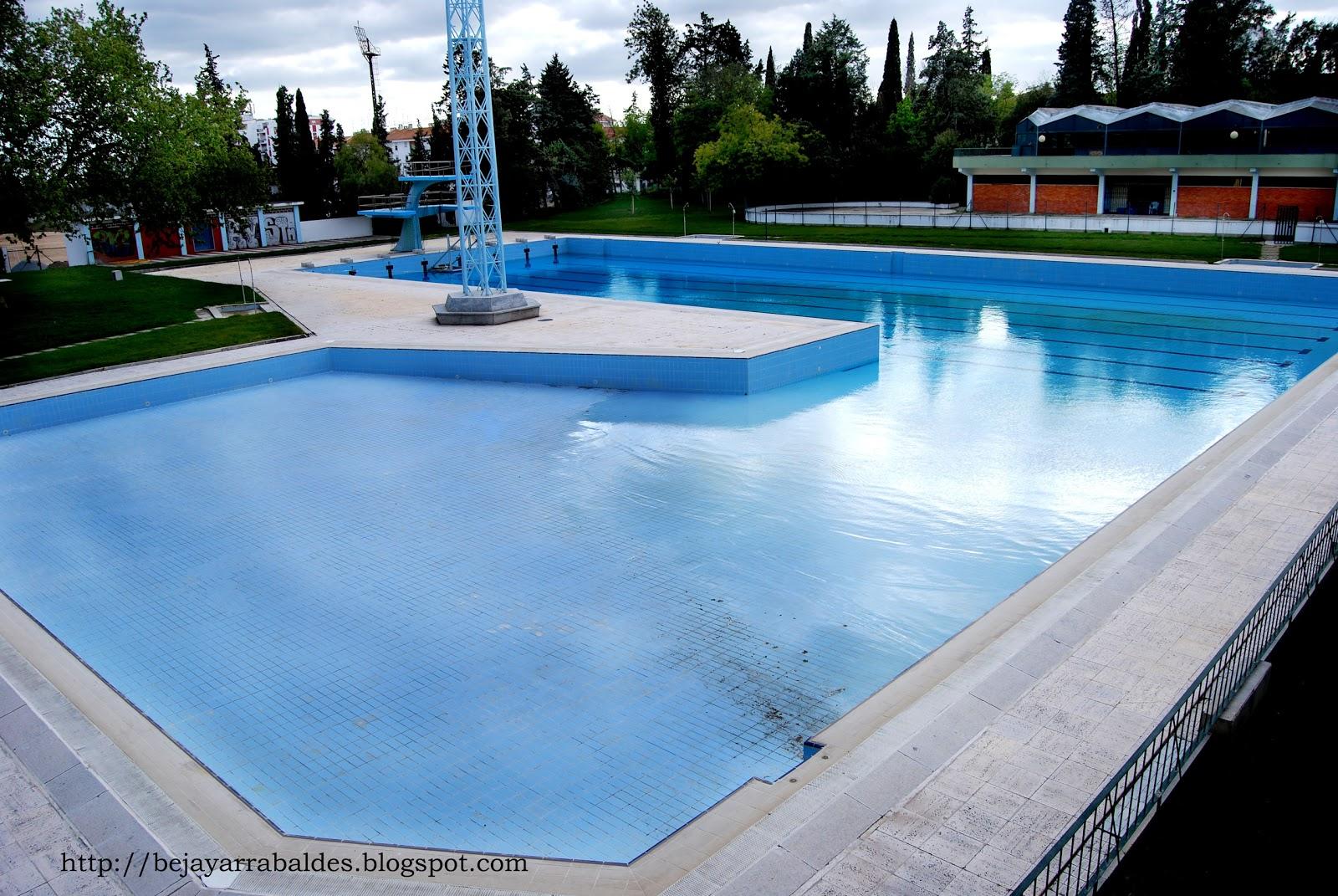 Beja y arrabaldes piscina municipal de beja junho 2012 for Piscina municipal
