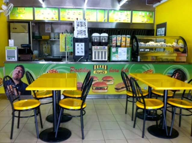 Lokasi Halal Mart jenama Ramly