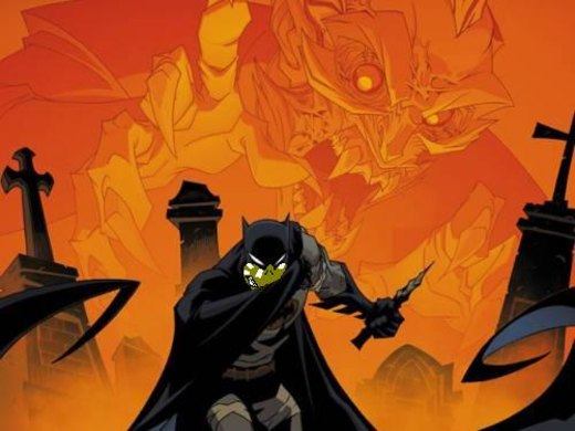 duck dodgers vs. dracula por THEINSIDER45K
