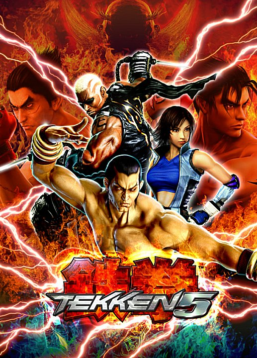 Free Download Tekken 6 PC Game 700mb Free Download