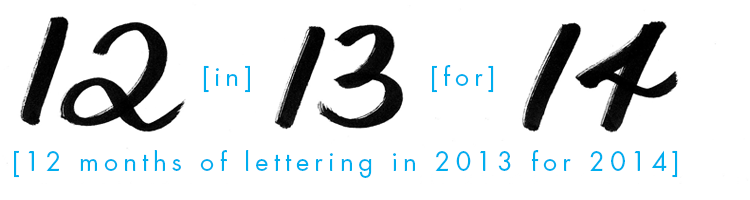 12 in '13 for '14