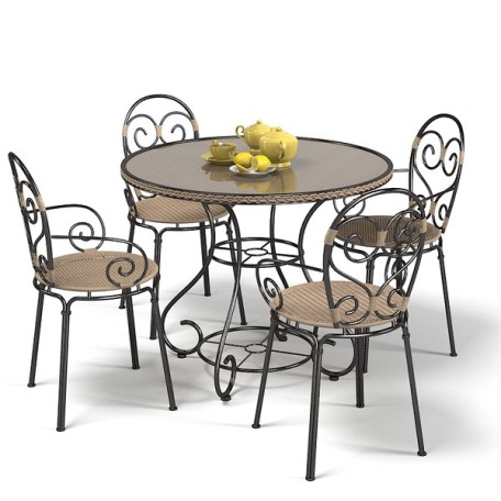 Outdoor garden furniture category