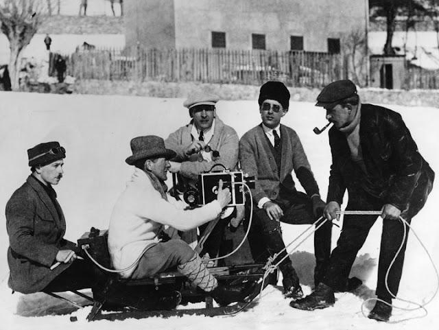 Napoleon - rare screening of restored silent film masterpiece with full orchestra accompaniment, Mar. 23-25, 31, Apr. 1