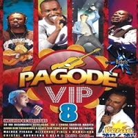 CD-PAGODE VIP 8 - 2013 SEM VINHETAS DJ HELDER ANGELO