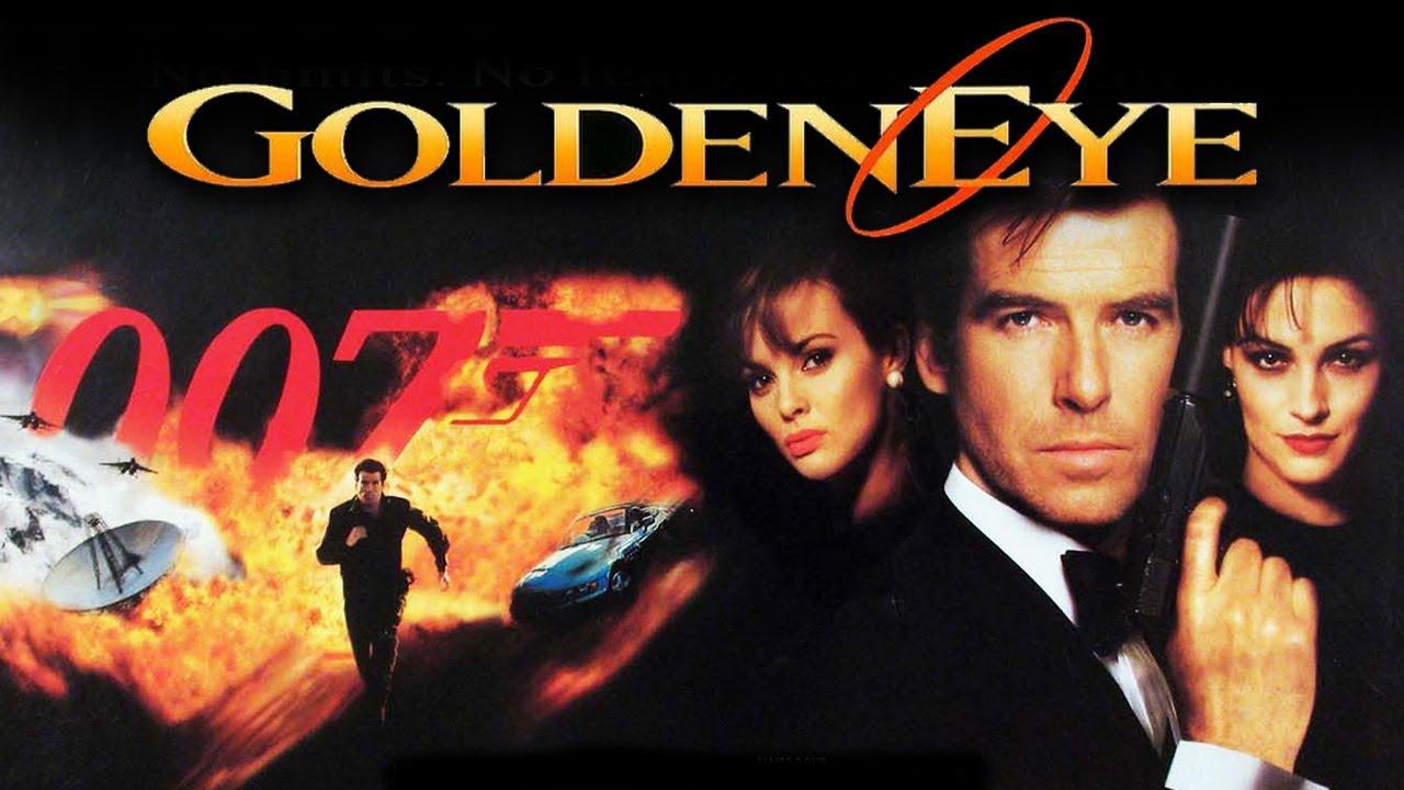 Điệp Viên 007: Điệp Vụ Mắt Vàng, Goldeneye (1995)
