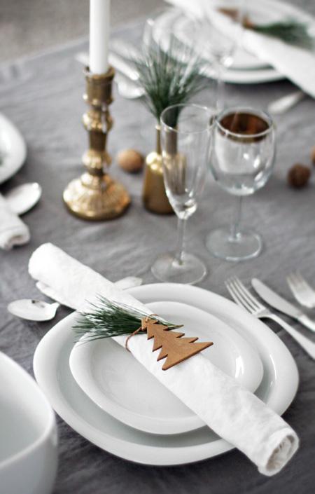 deco mesa navidad arbolito