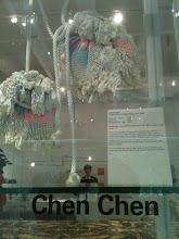 Chen Chen showing at Moss