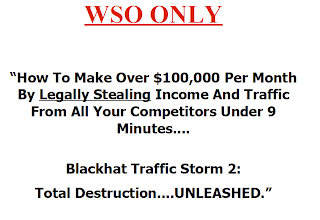 BlackHat Over 100000 dollar Monthly Earning Stealing Income with Traffic
