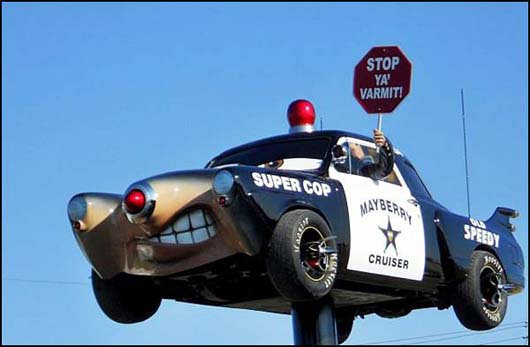 Awesome Cop Cars Around The World