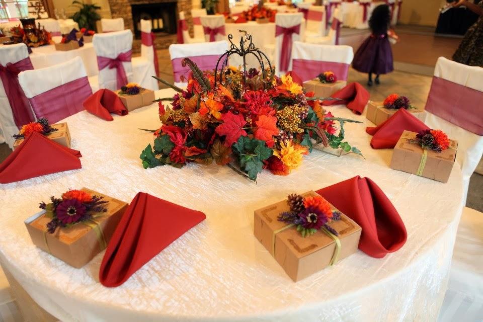 Cheap Wedding Ideas For Fall