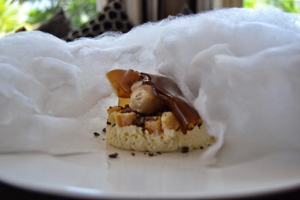 Amalfi in Abu Dhabi's popular Creative Tiramisu dessert