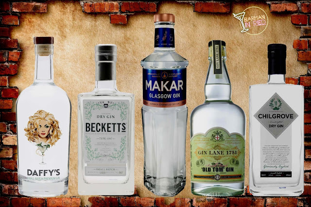 top 10 ginebras