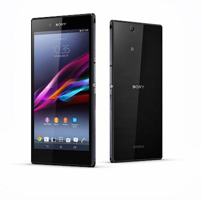 Spesifikasi dan Harga Sony Xperia Z Ultra