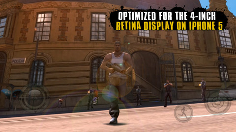 screenshot 1 Gangstar Rio City of Saints v1.3.0
