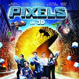 Pixels Is Headed for Blu-ray and DVD on October 27th