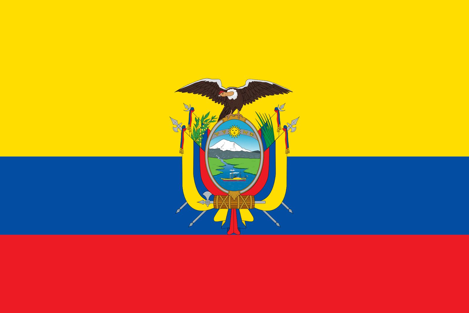 ¡Viva Ecuador!
