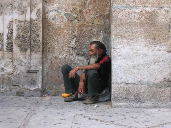 skeptic s Journey to Life Happy Homeless Man