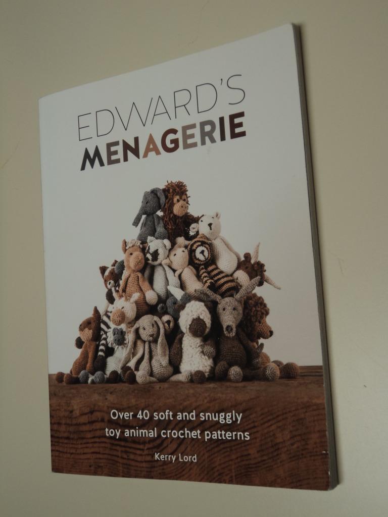Crochet Twin Cities Crochet Book Review Edwards Menagerie