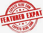 I'm a featured blogger