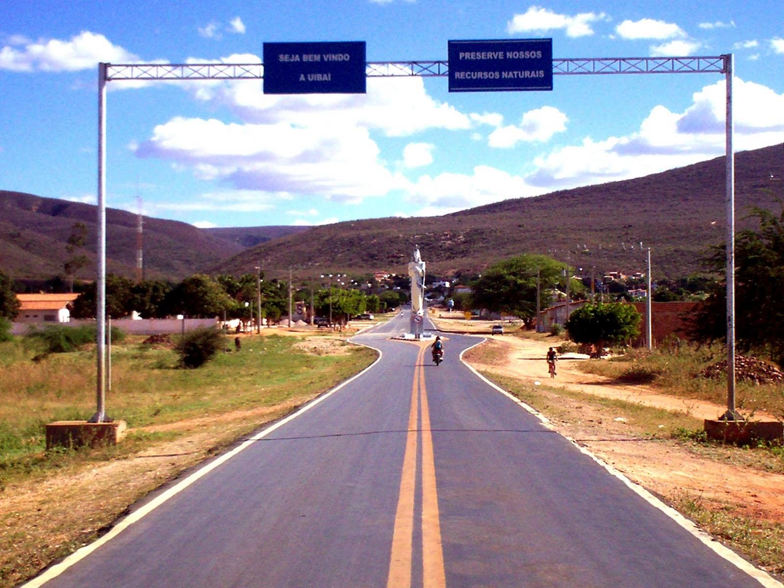 UIBAÍ - POLÍCIA MILITAR PRENDE FORAGIDO DA JUSTIÇA DE PRESIDENTE DUTRA