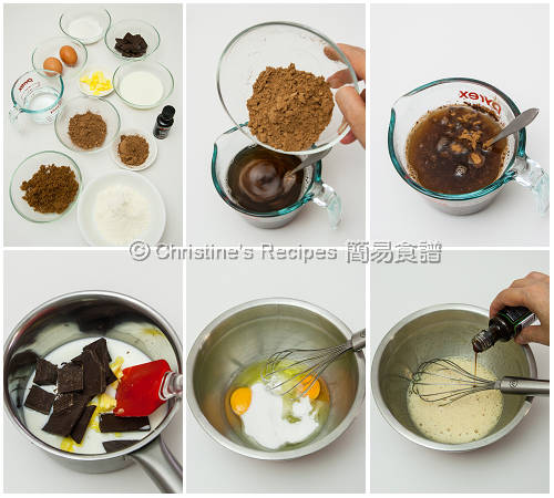 Chocolate Self-Saucing  Pudding Procedures01